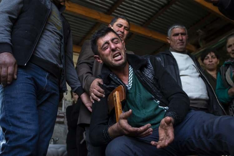 <p>Azerbaycan Başsavcılığı, dün Ermenistan'ın, 27 Eylül'den bu yana yerleşim yerlerine yönelik saldırılar gerçekleştiriyor.</p>