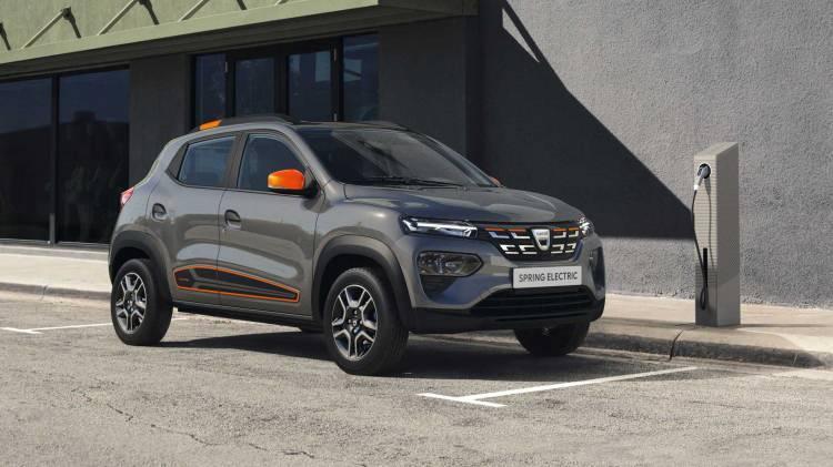 2021 Dacia Sprig merak edilen özellikleri ve tüm detayları!