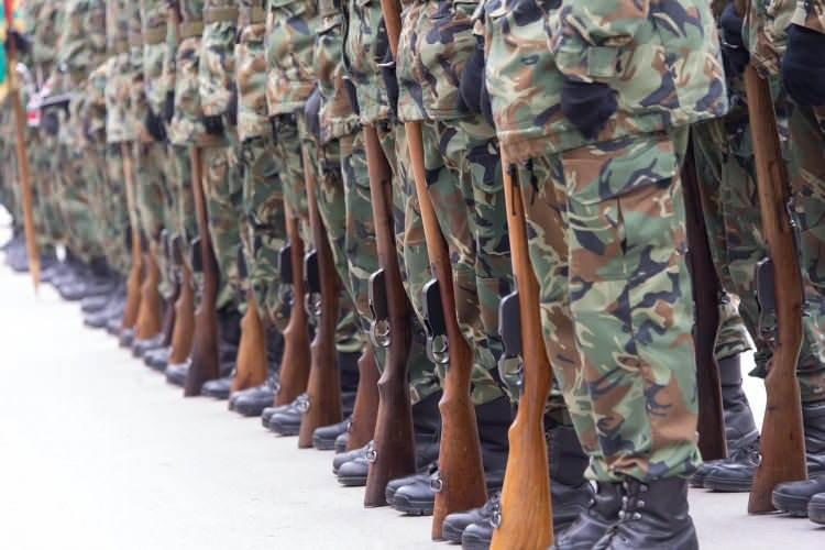 <p>15. Bulgaristan</p>  <p>Toplam nüfus: 7,057,504</p>  <p>Mevcut insan gücü: 3,278,916</p>  <p>Toplam askeri personel: 36,150</p>  <p>Aktif personel: 33,150</p>  <p>Toplam hava gücü: 56</p>  <p>Savaş tankları: 2,440</p>  <p>Zırhlı Savaş Aracı: 3,900</p>  <p>Toplam deniz varlıkları: 29</p>  <p>Savunma bütçesi: 700 milyon dolar</p>