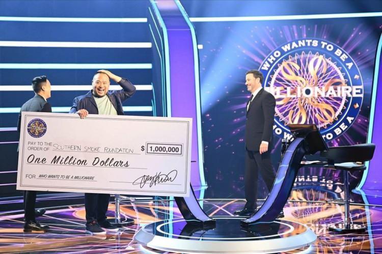 Ünlü şef David Chang Kim Milyoner Olmak İster yarışmasında 1 milyon dolar kazandı!