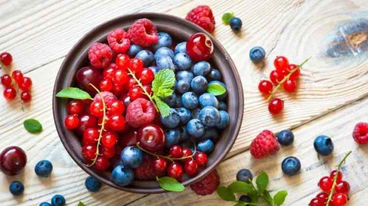 <p><strong>Kırmızı meyveler</strong><br /> <br /> Üzüm, ahududu, yaban mersini gibi kırmızı meyveler de çok iyi antioksidan kaynaklarıdır.Bu meyvelerde C vitamini kaynaklı meyveler gibi vücut direncini sağlayarak hastalıklara karşı korumada oldukça etkilidir.</p>