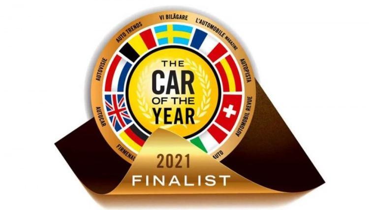 Avrupa'da Yılın Otomobili için finalistler belli oldu