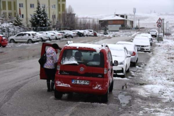 <p>Meteoroloji verilerine göre, Eskişehir'de bugün ve yarın hava sıcaklığı en yüksek 8, en düşük 1 derece olacak.</p>