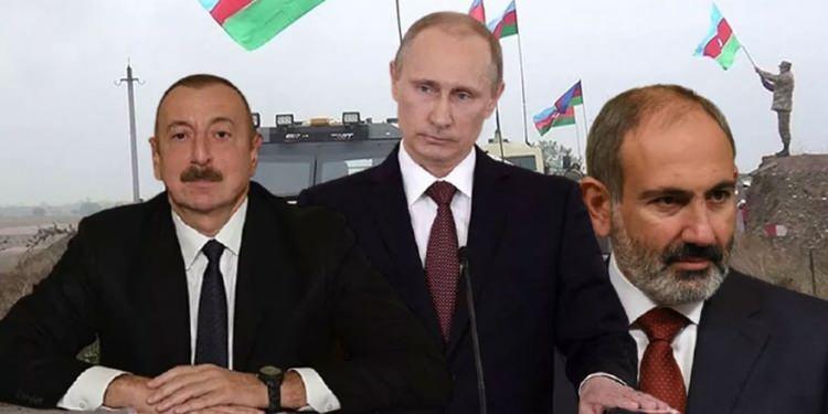 <p>Dağlık Karabağ savaşı 44 günde Azerbaycan'ın tarihi zaferiyle sona erdi, 9 Kasım'daki ateşkes anlaşmasının ardından hafta içinde Rusya'nın başkenti Moskova'da yeni imzalar atıldı.</p>  <p></p>