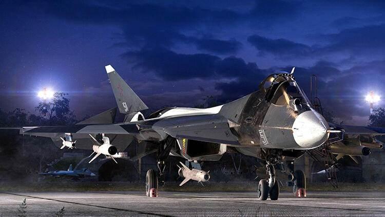 <p><strong>SU-57'NİN ÖZELİKLERİ</strong></p>  <p>Beşinci nesil, yani stealth (hayalet) olma özelliğine sahip Su-57, çift motorlu ve tek pilotlu bir uçak. 37 ton azami kalkış ağırlığı bulanan uçak, saatte 2 bin 600 km azami hıza ve 20 bin metre irtifaya çıkabiliyor. Su-57, karşılaştırıldığı F-35'e oranla daha fazla mühimmat taşıma kapasitesine sahip.</p>