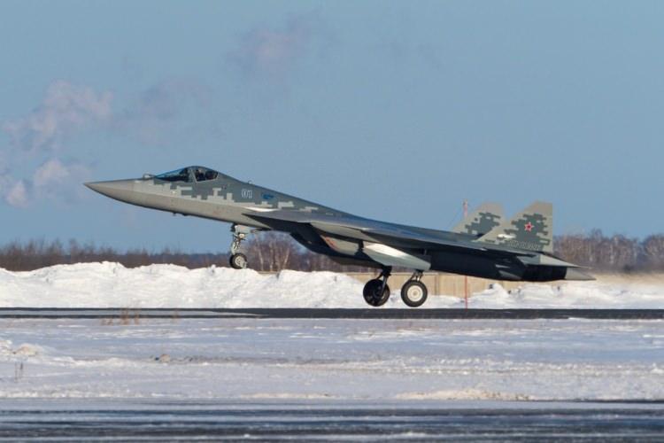 <p><strong>2028 SONUNDA RUS ORDUSUNDA TOPLAM 76 TANE SU-57 OLACAK</strong></p>  <p>2019 yılında Rus devletiyle Sukhoi firması arasında imzalanan bir anlaşmaya göre; şirket 2028'nin sonuna kadar Rus Ordusuna toplam 76 tane Su-57 teslim edecek.</p>