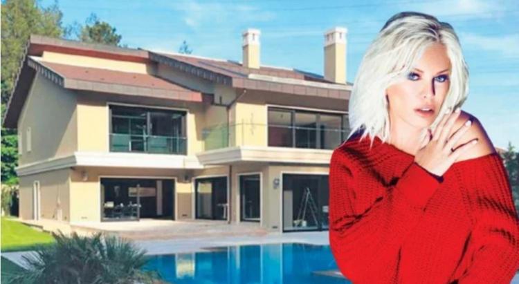 Ajda Pekkan'dan lüks villasına Arap Prens zammı!