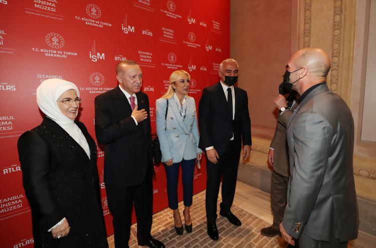 Jason Statham sürprizi! Başkan Erdoğan'la görüştü! - Resim 1