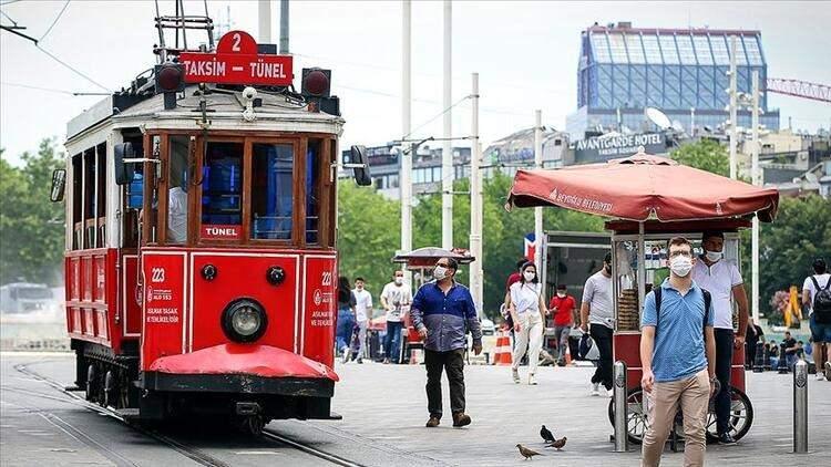 <p><strong>CUMARTESİ KISITLAMASI KALKTI</strong><br /> <br /> Yüksek riskli illerden olan İstanbul'da sadece pazar günü hafta sonu sokağa çıkma yasağı uygulanacak. Cumartesi kısıtlama olmayacak. 65 yaş üstü ve 20 yaş altı vatandaşlara uygulanan sokak kısıtlamasında ise değişiklikler yapıldı.</p>  <p></p>