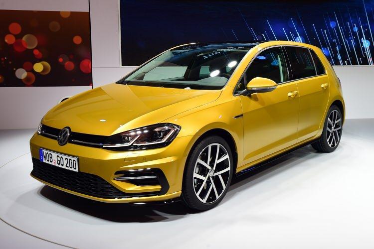 Volkswagen Golf'ün dünden bugüne değişimi