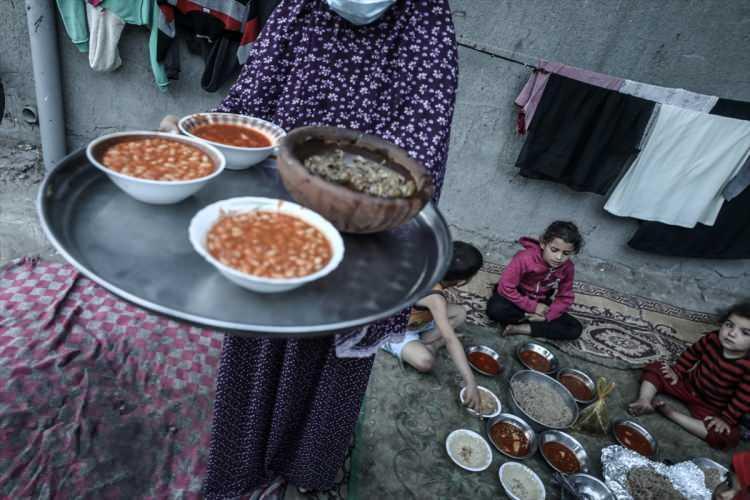 Gazze'de ramazan zorlu geçiyor!