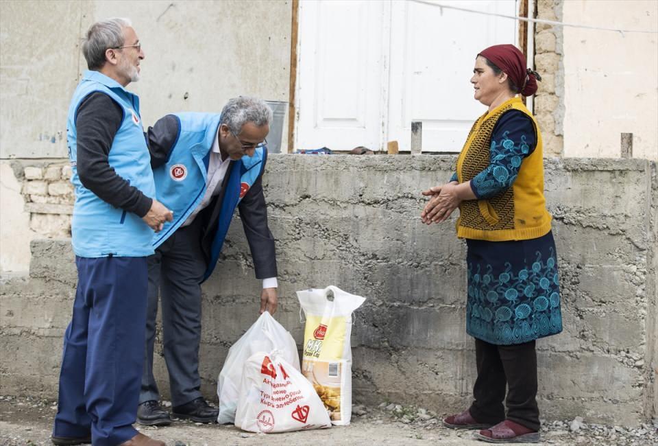 Türkiye Diyanet Vakfı, Kırgızistan'da Ramazan yardım çalışmalarını tamamladı