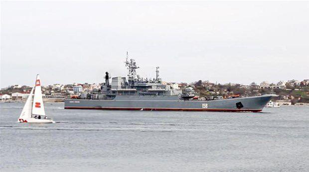 ABD-Rusya gerilimi Doğu Akdeniz'e taşındı