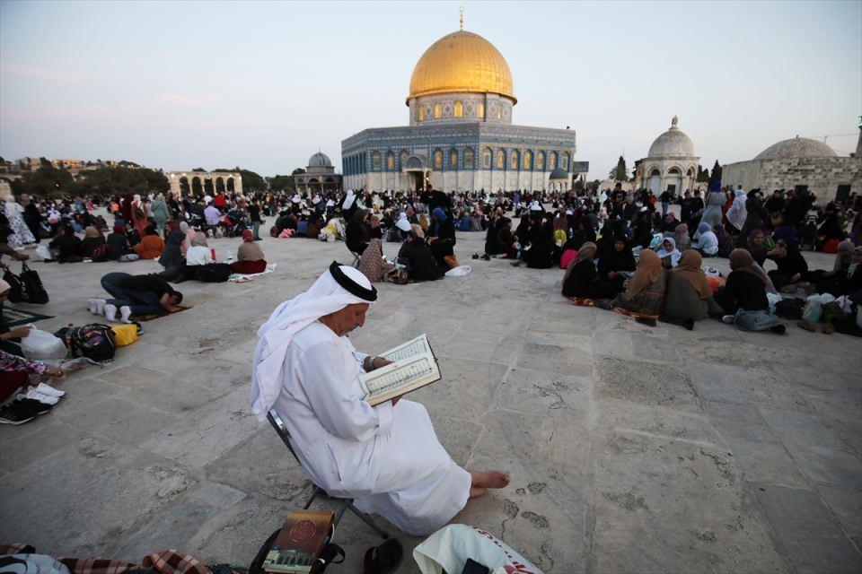 Kudüs'te ramazan