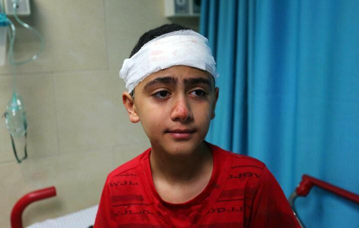 <p>Böylelikle, İsrail'in Gazze Şeridi'ne düzenlediği saldırılarda 10 Mayıs'tan bu yana 39'u çocuk, 22'si kadın 139 Filistinli şehit oldu, 950 Filistinli yaralandı.</p>  <p></p>