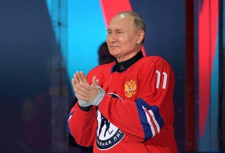 Rus Başkanı Putin'in eğlenceli anları!