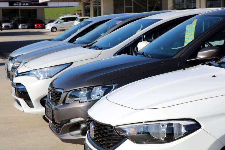 İkinci el araçlarda en çok satanlar açıklandı! İşte o markalar...