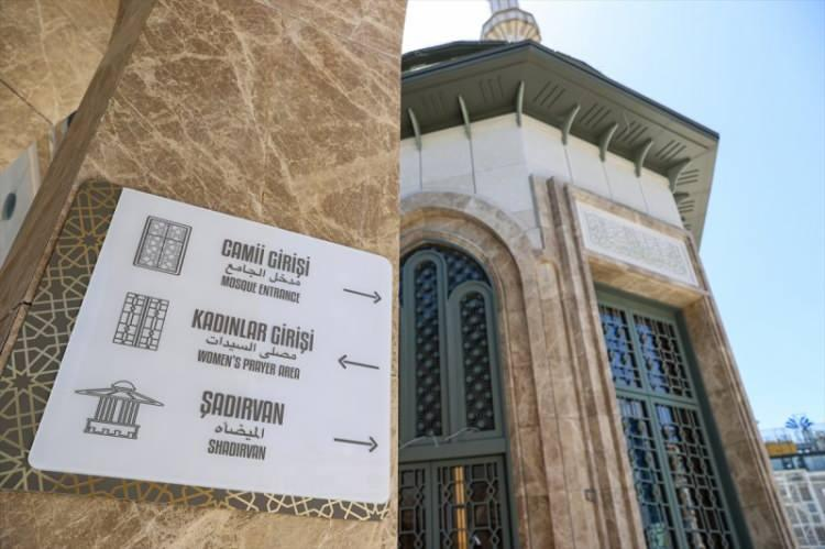 <p>Taksim'de temeli 4 yıl önce atılan, 2 bin 250 kişinin aynı anda ibadet edebileceği caminin resmi açılışı yarın yapılacak.</p>