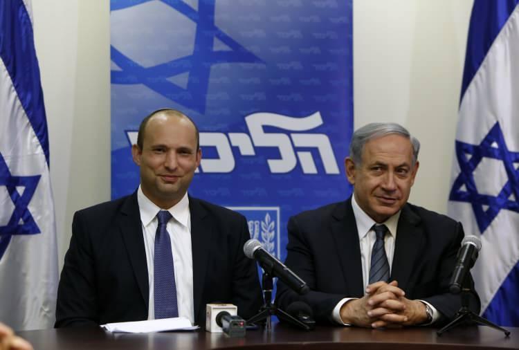 <p>İsrail'in 49 yaşındaki milliyetçi dindar çizgideki müstakbel Başbakanı Naftali Bennett, Filistin karşıtı aşırı sağcı görüşleri ile tanınıyor.</p>