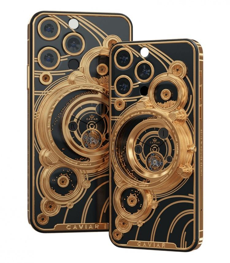 <p>iPhone 13 Pro Max Parade Of The Planets Golden</p>  <p></p>