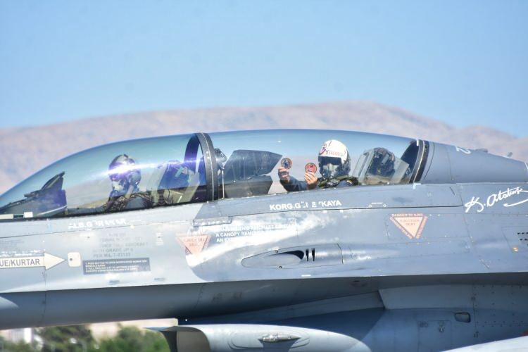 <p>Hava Kuvvetleri Komutanlığı, 2001'den beri Konya'daki 3'üncü Ana Jet Üs Komutanlığı'nda 'Uluslararası Anadolu Kartalı Eğitim Tatbikatı' düzenliyor.</p>