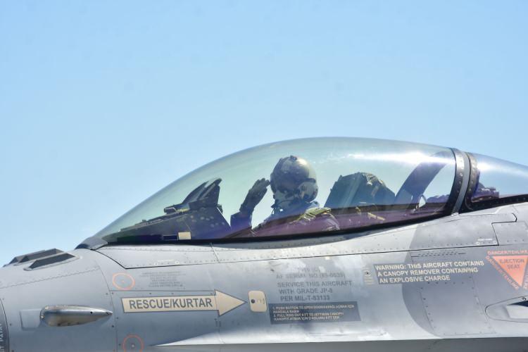 <p>Türk Hava Kuvvetleri Komutanlığı'nca her yıl düzenlenen 'Uluslararası Anadolu Kartalı Eğitim Tatbikatı'nın basına tanıtımı yapıldı. Tatbikata Azerbaycan, ilk kez uçaklarla katıldı.</p>  <p></p>