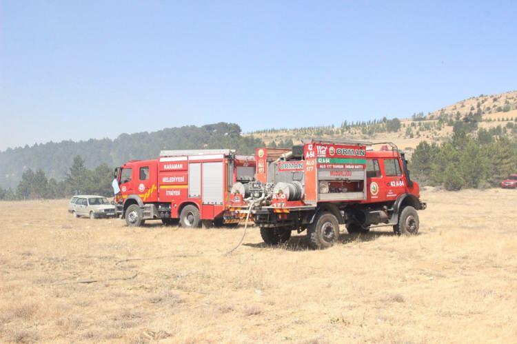 <p>Yangınla mücadelde 4 binden fazla personel görev yaparken tüm ekipman ve teknolojiler de seferber edildi.</p>