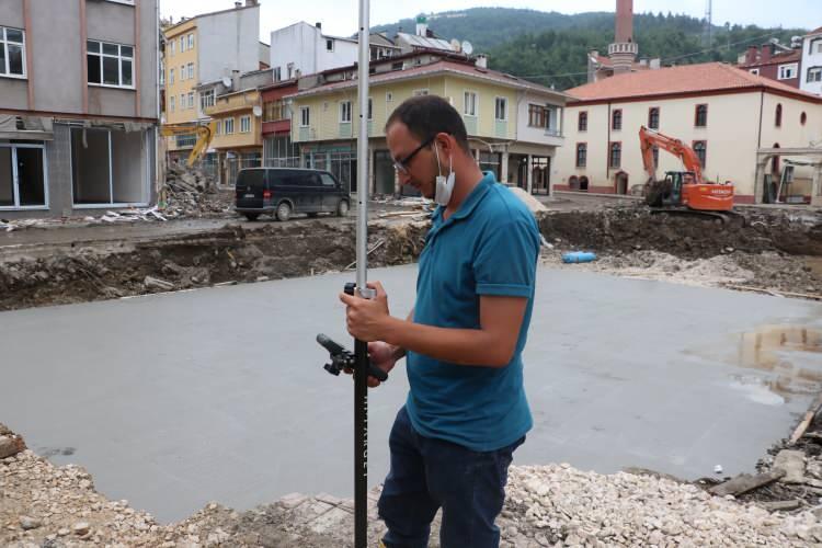 <p>Bozkurt Belediye Başkanı Muammer Yanık, AA muhabirine, yeni yapılacak konutların yerlerinin tespit edildiğini söyledi.</p>