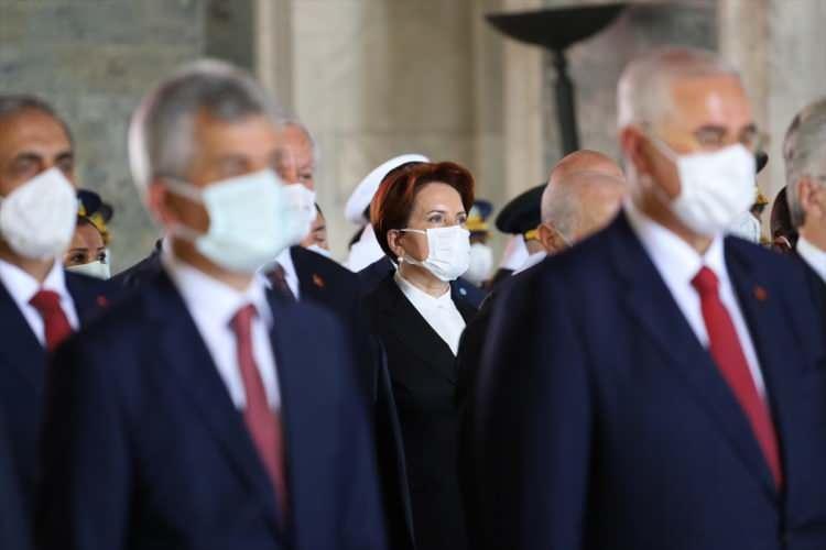 <p>Programda İYİ Parti Genel Başkanı Meral Akşener de yer aldı.</p>  <p></p>