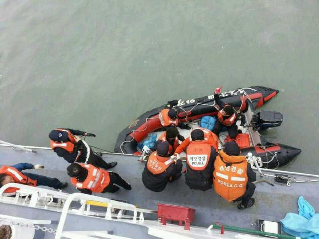 <p>Daha önce 368 kişinin kurtarıldığını açıklayan Güney Koreli yetkililer, kurtarılan kişi sayısını 164 olarak değiştirdi.</p>