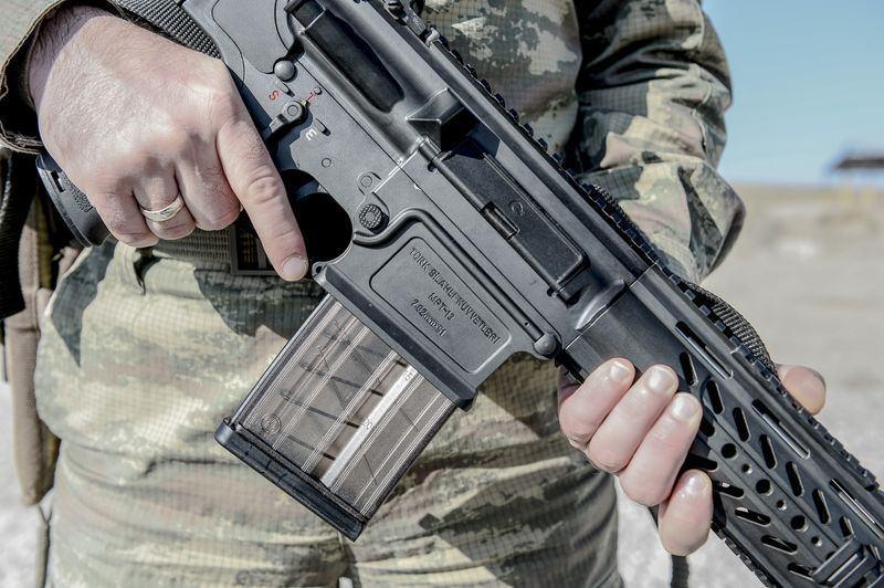 Milli Tüfek MPT-76 tüm testleri geçti
