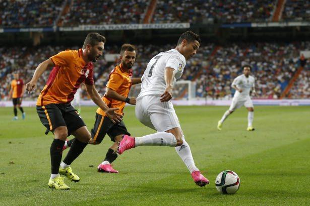 Real Madrid - Galatasaray maçı