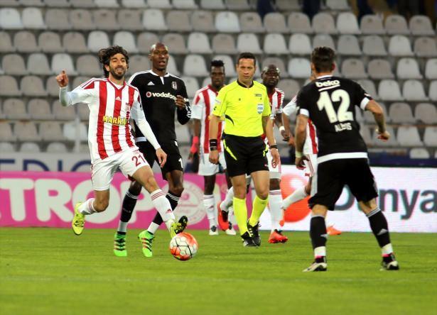 Medicana Sivasspor - Beşiktaş