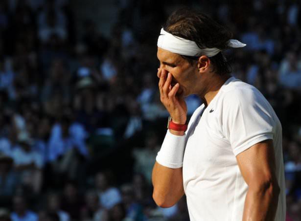 Nadal'a büyük şok! 19'luk rakibine elendi