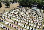 Fetihin yıldönümünde anlamlı hareket! Fatih'in vefat ettiği yerde cuma namazı