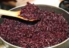 'Siyah pirinç' artık Türkiye'de üretiliyor!