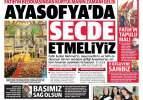 29 Haziran gazete manşetleri (Fatih'in bedduasından kurtulmalıyız)