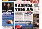 22 Temmuz Çarşamba gazete manşetleri - Türkiye krizleri bu sistem sayesinde aştı!