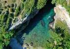 Türkiye'nin maviyle yeşili buluşturan cennet koyları
