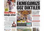 1 Ağustos gazete manşetleri