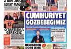 28 Temmuz gazete manşetleri - Türkiye'den dört cephede 'hilal' harekatı!