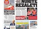 13 Ağustos gazete manşetleri