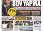 14 Ağustos gazete manşetleri