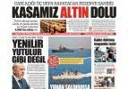 15 Ağustos gazete manşetleri