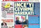 11 Ağustos gazete manşetleri