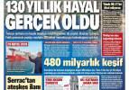 22 Ağustos gazete manşetleri