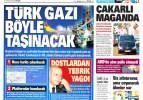 23 Ağustos gazete manşetleri