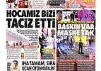27 Eylül Pazar gazete manşetleri - İstanbul'da şoke eden görüntü! Tarihe dinamit...