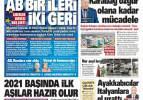 3 Ekim gazete manşetleri