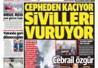 5 Ekim gazete manşetleri